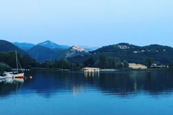 Summer intensive in Italy