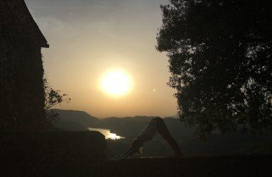 Yoga retraite en Italie