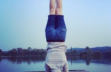 Yoga Iyengar Pose