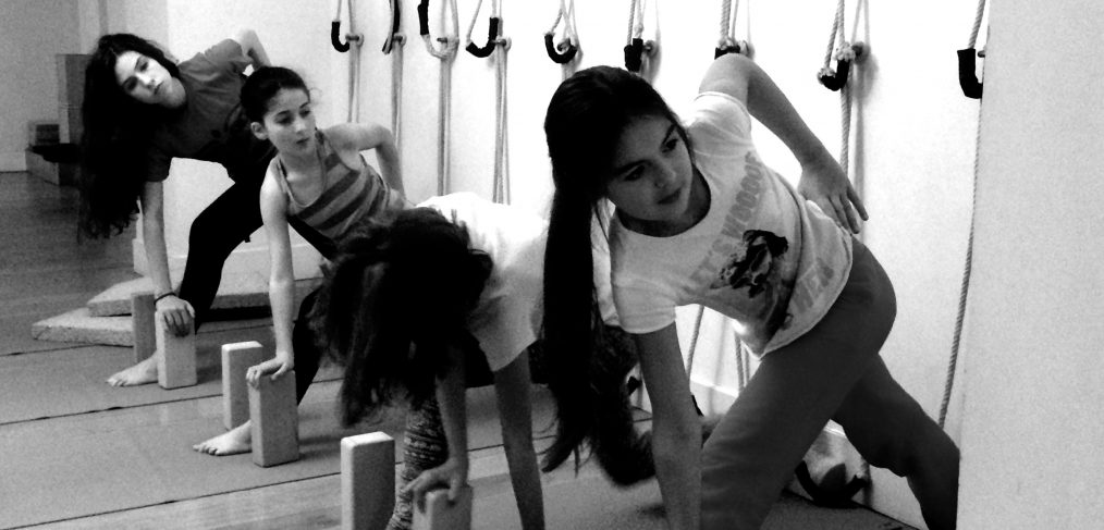 Yoga for kids studio bruxelles